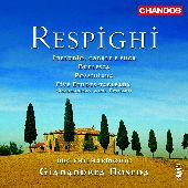 Album artwork for Respighi: Orchestral Music (Noseda)