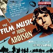 Album artwork for Addison: The Film Music of John Addison