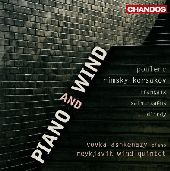 Album artwork for Piano and Wind