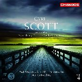 Album artwork for Scott: Symphony No. 1 / Cello Concerto (Brabbins)