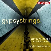 Album artwork for Gypsy Strings