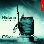 Album artwork for NIELSEN: CHAMBER WORKS FOR WIND