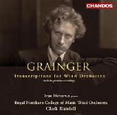 Album artwork for Grainger: Transcriptions for Wind Orchestra