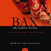Album artwork for Bax: Orchestral Works Vol. 9 (Thomson)