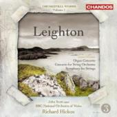 Album artwork for Leighton: Orchestral Works Vol 1 (Hickox)