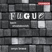 Album artwork for Bach/Shostakovich: Fugue