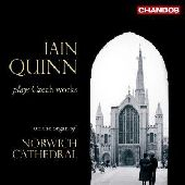 Album artwork for Ian Quinn: Plays Czech Music