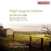 Album artwork for Vaughan Williams: On Wenlock Edge