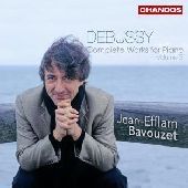 Album artwork for Debussy : Piano Works, Vol.3 (Bavouzet)
