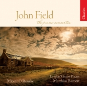 Album artwork for Field: Piano Concertos (O'Rourke, Bamert)