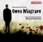 Album artwork for Britten: Owen Wingrave / Hickox