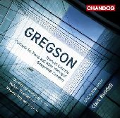 Album artwork for Gregson: Trumpet Concerto, etc. (Rundell)