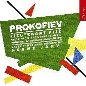 Album artwork for PROKOFIEV: LIETENANT KIJE