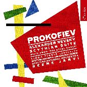 Album artwork for Prokofiev: Alexander Nevsky Scythian Suite / Jarvi