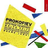 Album artwork for PROKOFIEV: SUITE FROM THE BUFFOON