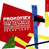 Album artwork for Prokofiev: Suites from Semyon Kotko & The Gambler