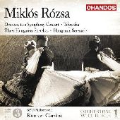 Album artwork for Miklos Rozsa: Orchestral Works Vol. 1