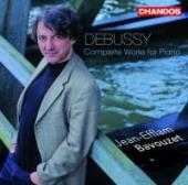 Album artwork for Debussy: Works for Piano Vol.4  / Bavouzet