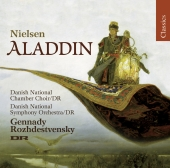 Album artwork for Nielsen: Aladdin