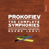 Album artwork for Prokofiev: The Complete Symphonies / Jarvi