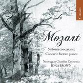 Album artwork for Mozart: Sinfonia Concertante, 2 Pianos Concerto