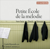 Album artwork for Saint-Saens / Dancla / Massenet: Petite Ecole de l