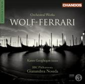 Album artwork for Wolf-Ferrari: Orchestral Works