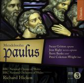 Album artwork for Mendelssohn: Paulus