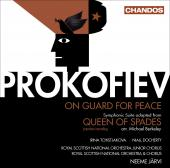 Album artwork for Prokofiev: On Guard for Peace, Queen of Spades