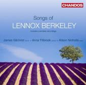Album artwork for Lennox Berkeley: Songs