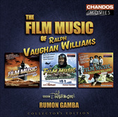 Album artwork for Vaughan Williams: The Film Music