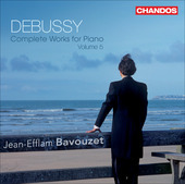 Album artwork for Debussy: Piano Works, Vol. 5 / Bavouzet