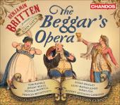 Album artwork for Britten / Gay: The Beggar's Opera