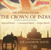 Album artwork for Elgar: The Crown of India / Davis