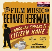 Album artwork for Bernard Herrmann: Film Music