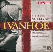 Album artwork for Sullivan: Ivanhoe / David Lloyd-Jones