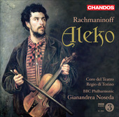 Album artwork for Rachmaninoff: Aleko