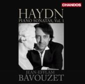 Album artwork for Haydn: Piano Sonatas, Vol. 1 /  Bavouzet