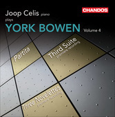 Album artwork for Bowen: Piano Works vol.4 / Joop Celis