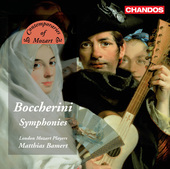Album artwork for Boccherini: Symphonies