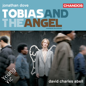 Album artwork for Jonathan Dove: Tobias and the Angel