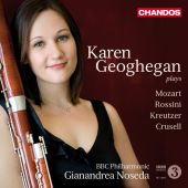 Album artwork for BASSOON CONCERTOS