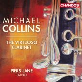 Album artwork for Michael Collins: The Virtuoso Clarinet