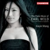 Album artwork for Earl Wild: Piano Music / Wang