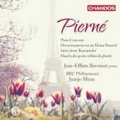 Album artwork for Pierné: Piano Concerto / Jean-Efflam Bavouzet