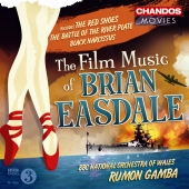 Album artwork for The Film Music of Brian Easdale