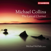 Album artwork for Michael Collins: The Lyrical Clarinet