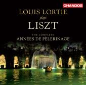 Album artwork for Louis Lortie plays Liszt: Annees de Peligrinage