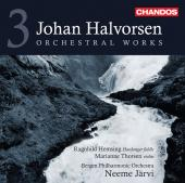 Album artwork for Halvorsen: Orchestral Works, Vol. 3