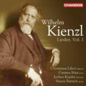 Album artwork for Kienzl: Lieder, Vol. 1